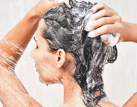 DIY Natural Shampoo for Damaged Hair
